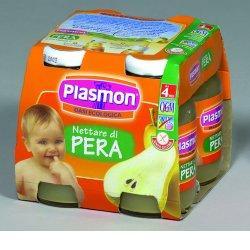 PLASMON NETTARE PERA 125MLX4PZ