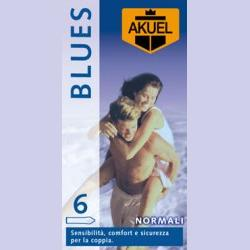 AKUEL BLUES 6PZ