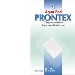 GARZA PRONTEX AQUA PAD 5X7CM