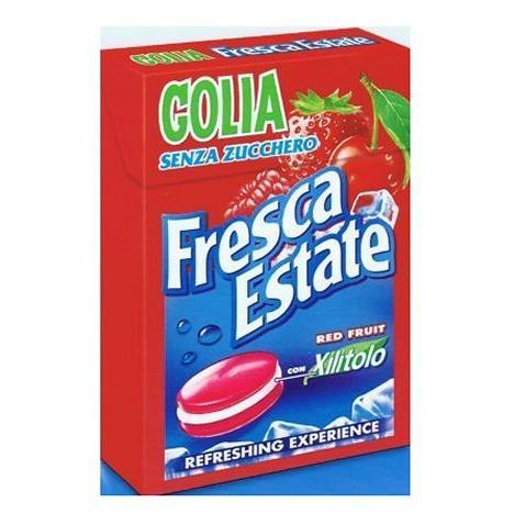 GOLIA FRESCA EST RED FRUIT