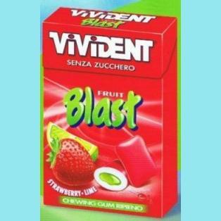 VIVIDENT FRUIT BLAST