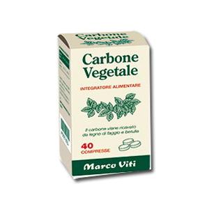 CARBONE VEGETALE 120CPR