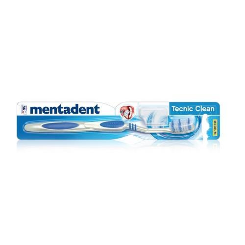 MENTADENT TECNIC CLEAN MEDIO