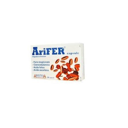 ARIFER PLUS 30CPS
