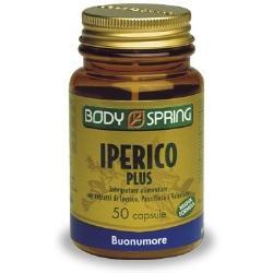 BODY SPRING IPERICO PLUS 50CPS