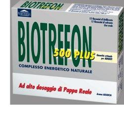 BIOTREFON PLUS 500 ADULTI 12+12 FIALE