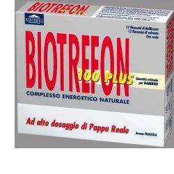 BIOTREFON PLUS 100 BAMBINI 12+12 FIALE