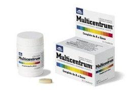 MULTICENTRUM 20 COMPRESSE EFFERVESCENTI