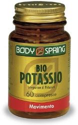 BODY SPRING POTASSIO 60 COMPRESSE