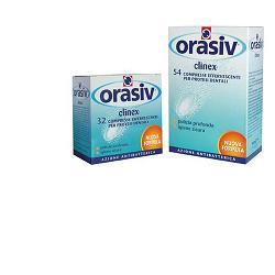ORASIV CLINEX 54CPR EFFERV