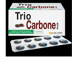 TRIOCARBONE PLUS 40 COMPRESSE