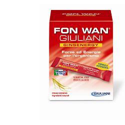 FON WAN GINSENERGY 12 BUSTINE STICK PACK