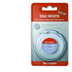TAUMARIN FILO INTERDENTALE TAU WHITE 25 MT