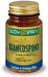 BODY SPRING BIANCOSPINO 50 CAPSULE