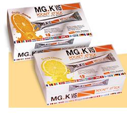 MGK VIS POCKET STICK ARANCIA 12 BUSTINE STICK PACK