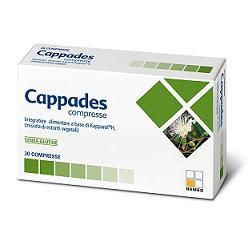 CAPPADES 30 COMPRESSE 0