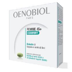OENOBIOL FEMME 45+ COMFORT 30 COMPRESSE