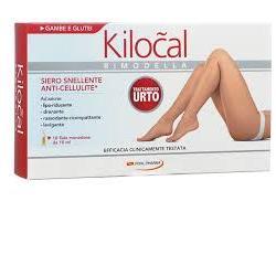 KILOCAL RIMODELLA SIERO URTO ANTICELLULITE 10 FIALE 10 ML