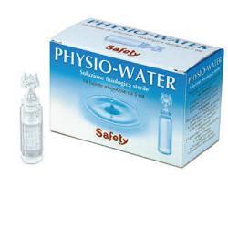 PHYSIO-WATER SOLUZIONE FISIOLOGICA 18 FIALE DA 5 ML