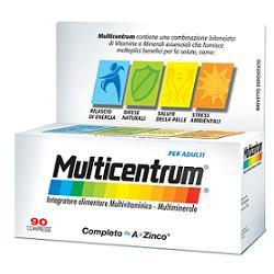MULTICENTRUM 90 COMPRESSE