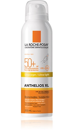 ANTHELIOS SPRAY INVISIBILE SPF50+ 200 ML