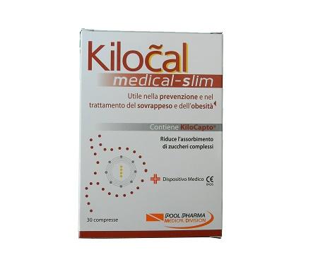 KILOCAL MEDICAL SLIM 30 COMPRESSE