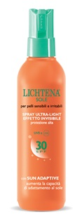LICHTENA SOLE EMULSIONE ULTRALIGHT SPF 30 150 ML