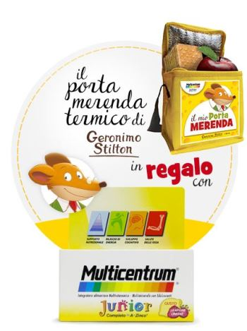MULTICENTRUM JUNIOR 30 COMPRESSE PROMO 2015