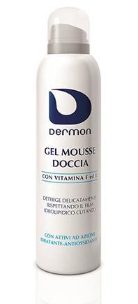 DERMON GEL MOUSSE DOCCIA 200 ML
