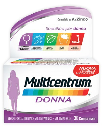 MULTICENTRUM DONNA PROMO 30 COMPRESSE