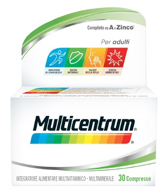 MULTICENTRUM ADULTI 90 COMPRESSE