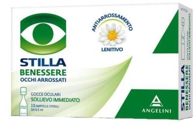 STILLA BENESSERE 10 AMPOLLE 0
