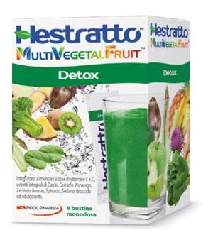 HESTRATTO DETOX 8 BUSTINE DA 8 G