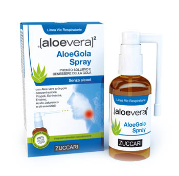 ALOEVERA2 ALOEGOLA SPRAY 30 ML