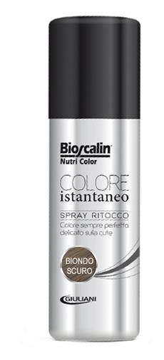 BIOSCALIN NUTRICOLOR COLORE ISTANTANEO BIONDO SCURO 75 ML