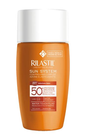 RILASTIL SUN SYSTEM WATER TOUCH SPF 50+ 50 ML