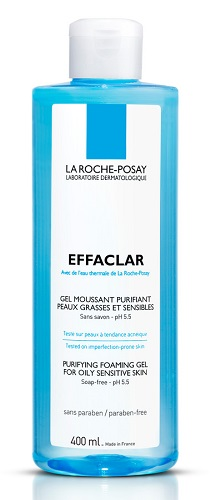 EFFACLAR GEL MOUSSE 400 ML