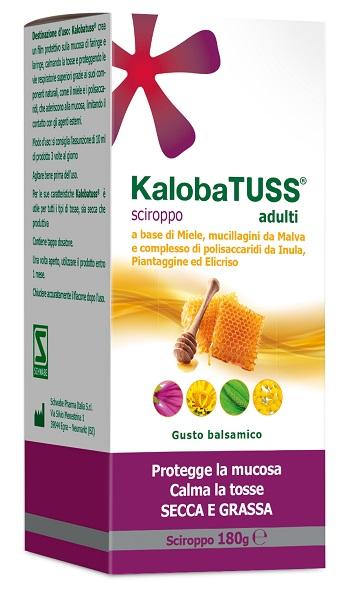 KALOBATUSS ADULTI SCIROPPO 180 G