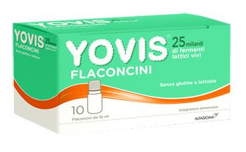 YOVIS 10 FLACONCINI DA 10 ML OS