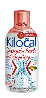 KILOCAL DRENANTE FORTE TROPICAL 500 ML