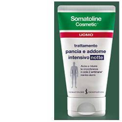 SOMATOLINE COSMETIC UOMO TRATTAMENTO PANCIA ADDOME INTENSIVONOTTE 10 150 ML