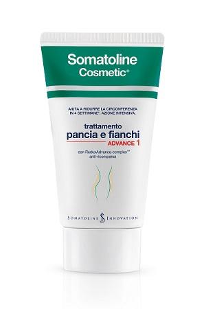 SOMATOLINE COSMETIC SNELLENTE TRATTAMENTO PANCIA E FIANCHI ADVANCE 1 150 ML