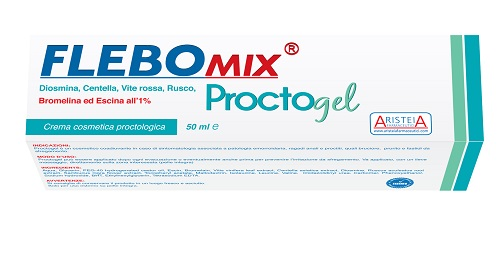 FLEBOMIX PROCTOGEL CREMA GEL EMORROIDI 50 ML