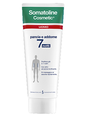SOMATOLINE COSMETICS UOMO PANCIA/ADDOME 7 NOTTI 250 ML PROMO