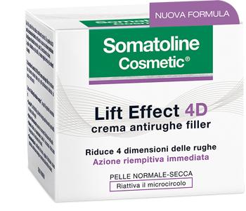 SOMATOLINE COSMETIC VISO 4D FILLER CREMA GIORNO 50 ML