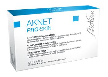 AKNET PROSKIN 30 CAPSULE