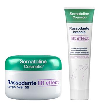 SOMATOLINE C RASSODANTE OVER50 300 ML + BRACCIA 100 ML