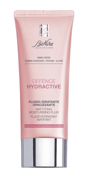 DEFENCE HYDRACTIVE FLUIDO IDRATANTE OPACIZZANTE 40 ML